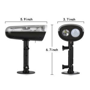Hot Selling Solar Sensor LED Light pictures & photos