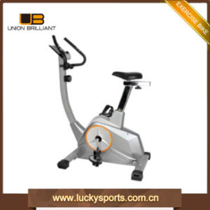 Home Indoor Popular Sale Magnetic Bike Exercise Trainer Elliptical pictures & photos