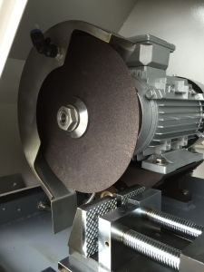 China Industrial Metallographic Cutting Machine for Specimen ...