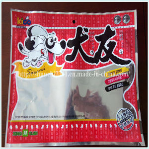 Heat Seal Pet Food Plastic Packaging Bags for Dogs pictures & photos