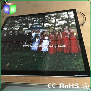 Acrylic Board Acrylic Sheet Crystal LED Light Box for Picture Frame pictures & photos