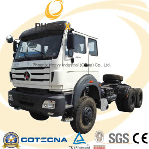Africa Markets Northbenz Beiben 6X4 380HP Tractor Truck pictures & photos