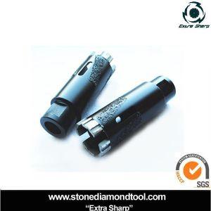 35mm Vacuum Brazed Granite Diamond Core Drill Bits pictures & photos