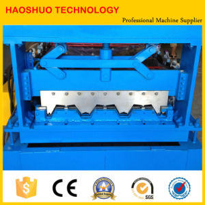 Construction Steel Deck Roll Forming Machine, Machinery pictures & photos
