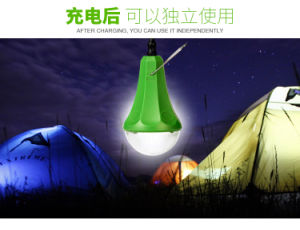 Solar Light Global Sunrise 3W Solar Rechargeable Light with One Solar Panel pictures & photos