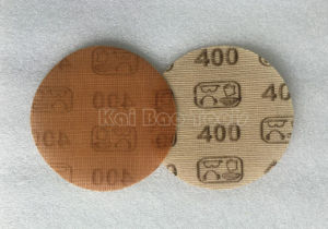 Mesh Net Abrasive Sanding Disc Paper pictures & photos