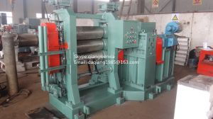 Four Roller Rubber Calender Machine pictures & photos