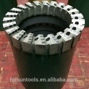 Swf Impregnated Core Drill Bits/ High Speed Core Bit pictures & photos