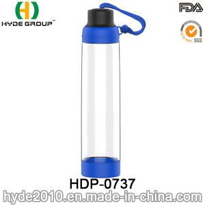 Blue Popular Tritan BPA Free Plastic Water Bottle (HDP-0737) pictures & photos
