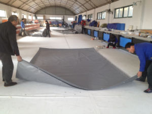 High Quality PVC Tarpaulin for Truck Cover pictures & photos