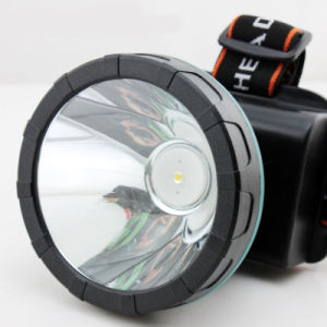 Built in Rechargeable Super Focusing Long Range CREE Q5 LED Headlamp pictures & photos