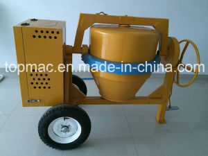 350L Portable Electric/Manual Diesel Engine Powered Concrete Mixer pictures & photos