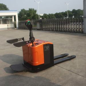 Heavy Duty Battery Operated Pallet Truck 2.5ton (CBD25) pictures & photos