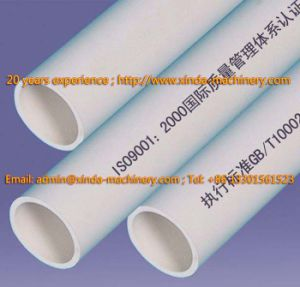 63-160mm PVC Pipe Making Machinery pictures & photos