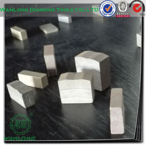 Diamond Segment Made in China for Stone Cutting and Processing-Diamond Cutting Segment for Block Stone pictures & photos