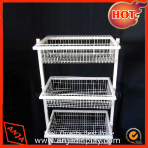 Metal Display Rack Wire Display Stand pictures & photos