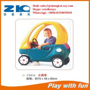 Zhongkai Plastic Car for Children pictures & photos