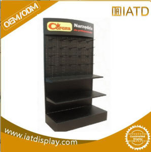 Customizedmetal Steel Store Display Shoe Rack pictures & photos