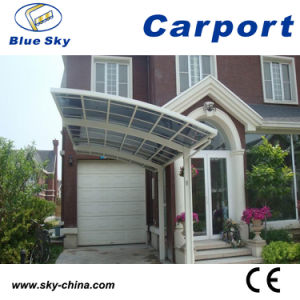 Aluminum Fiberglass Awning for Bike Shelter (B800) pictures & photos