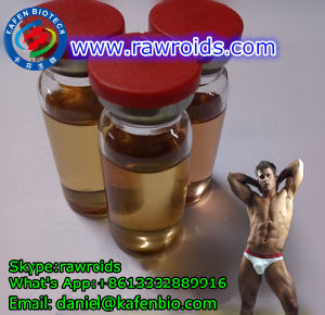 Muscle Buidling White Steroid Powder Masterone Drostanolone Enanthate 472-61-145 pictures & photos