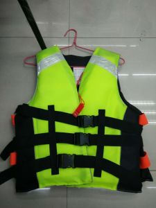 New Style High Quality Polyethylene Foam Life Jacket pictures & photos