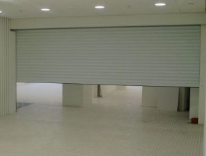 Industrial Aluminum Rolling Shutter Door Factory/Manufacturer pictures & photos