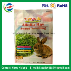 Pet Packaging Bag with 4 Sides Sealing