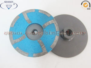 Resin Filled Grinding Cup Wheel for Concrete Granite pictures & photos