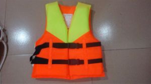 China Industrial Exported Professional Working Child Safety Vest Life Vest pictures & photos