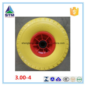 American Typ PU Caster Wheels pictures & photos
