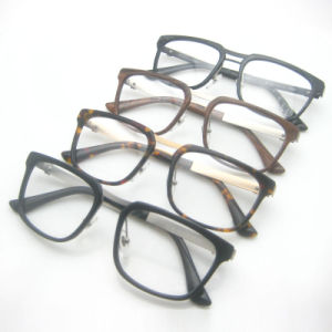 Fashion Acetate Designed Eyeglass Optical Frame pictures & photos