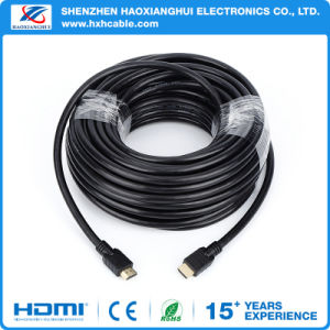 Full HD 1080P 30m HDMI to HDMI Cable pictures & photos