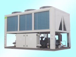 Brand Full Closed Screw Compressor Air Cooled Screw Chiller pictures & photos