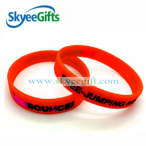 Hot Sale Silicone Wristband for Events pictures & photos
