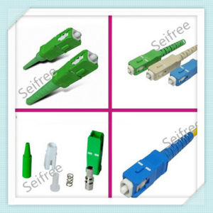 CATV FTTH Fiber Optic Optical Connector pictures & photos