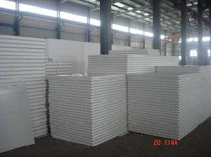 Fangyuan Professional Design EPS Polystyrene Sheet for Thermoforming Machine pictures & photos