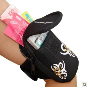 Armband Neoprene Custom Arm Sleeves for Mobile Phone pictures & photos