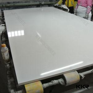 SGS Certified Pure White Artificial Quartz Stone Slab pictures & photos