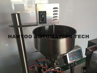 Food Grade Small Jam Honey Blister Packing Machine pictures & photos