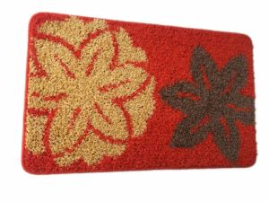 Beautiful Machine Made Floor Anti Slip Mat