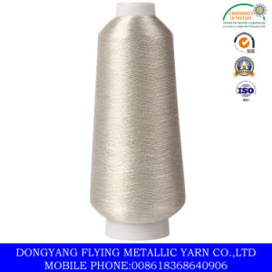 Pure Silver Metallic Yarn for Dubai and Morocco Market