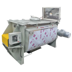 Batch Ribbon Mixer for Powder Detergent pictures & photos