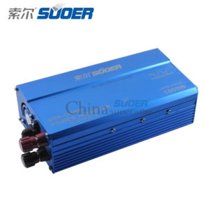 Suoer Low Price Car Inverter 1000W DC 24V Car Power Inverter (KDA-1000B) pictures & photos