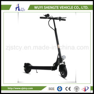 Hot-Selling 350W Hybrid Electric Scooter pictures & photos