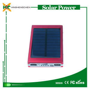 6000mAh Solar Power Cell Phone Charger pictures & photos