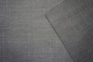 Plain Weave Wool Fabric for Suit