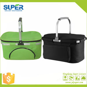 Camping Cooler Basket for Picnic (SP-316) pictures & photos