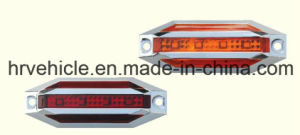 Rectangle Shape Side Marker Lamp for Trailer pictures & photos