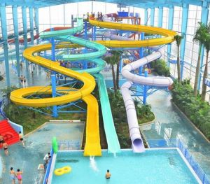 Hot Sale Spiral Water Slides pictures & photos