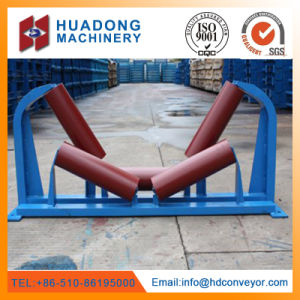 Idler Conveyor Roller for Belt Conveying Equipment pictures & photos